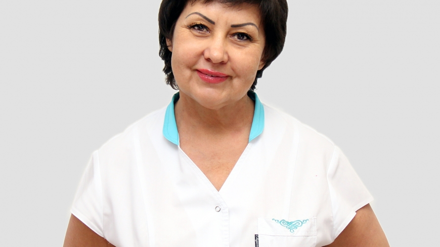 Larisa Kaibirova