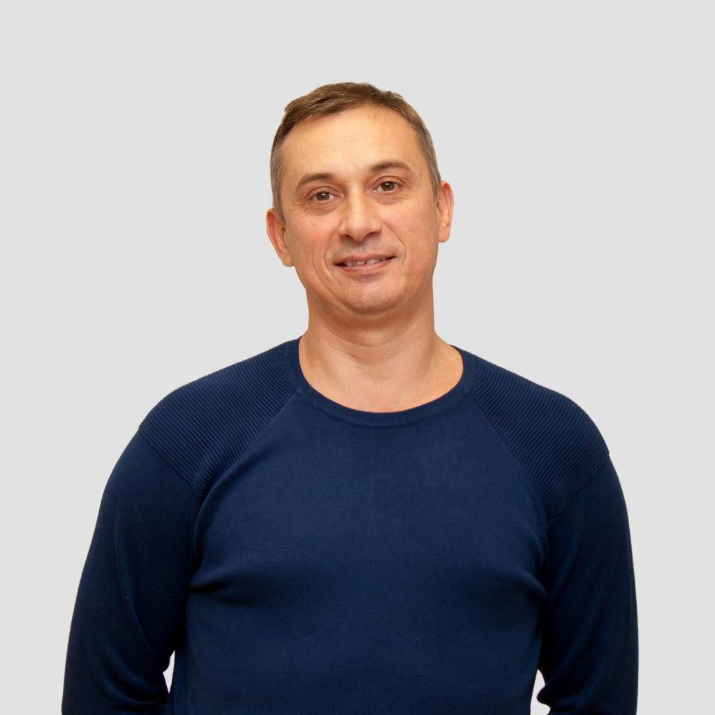 dėst. Gyd. Aleksandr Gončarov/Maskva