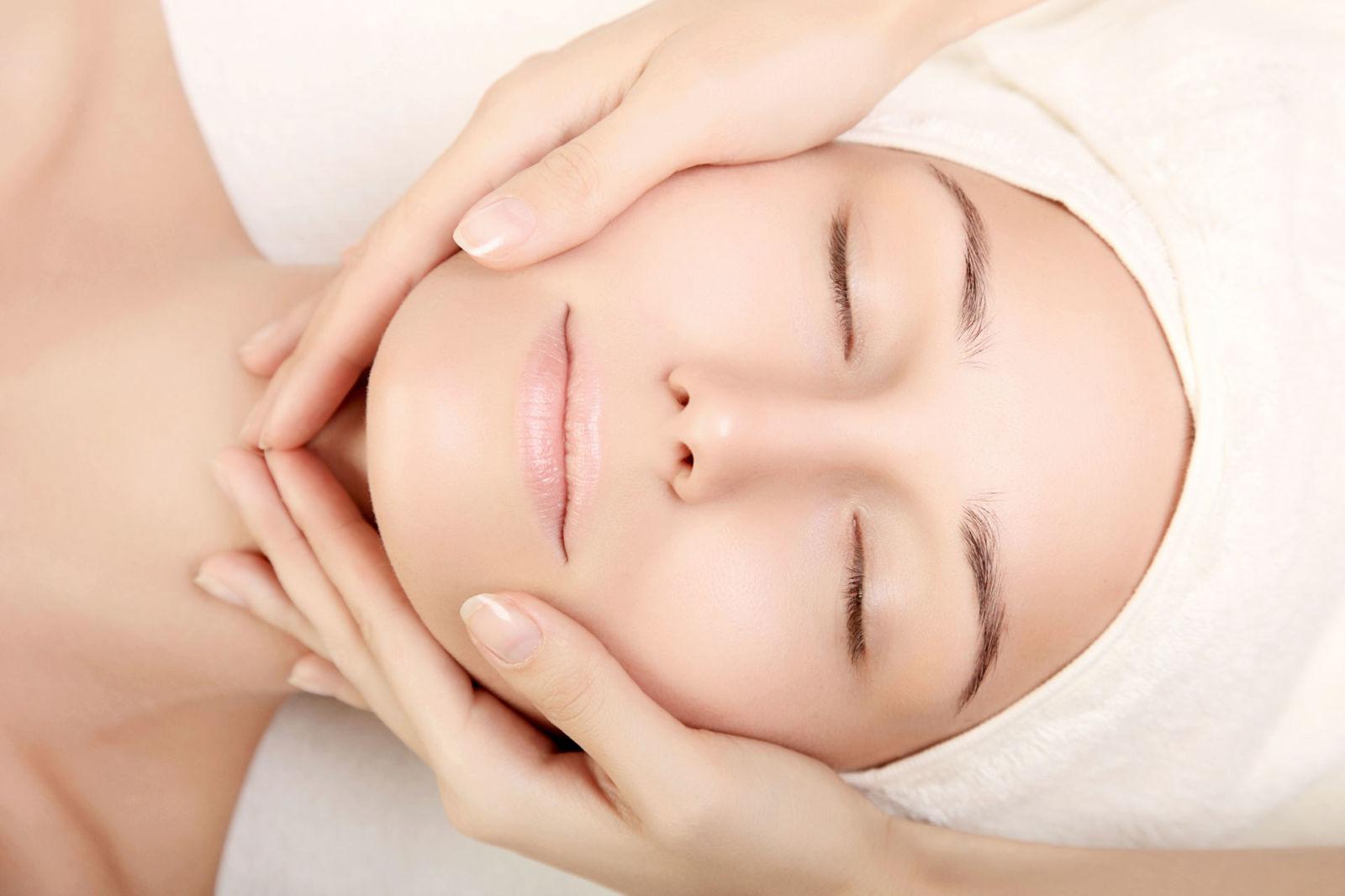 Veido masažo paslaugos
