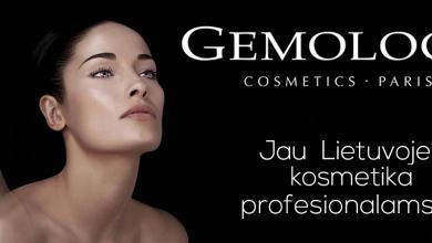 GEMOLOGY – profesionali kosmetika iš Prancūzijos